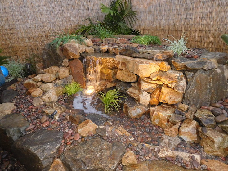 WATER FEATURES WATERFALL DESIGNS HELE 2