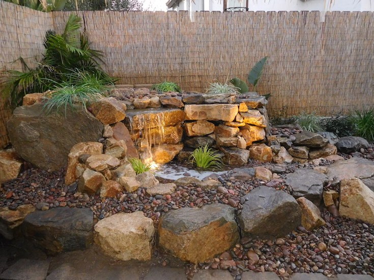 WATER FEATURES WATERFALL DESIGNS HELE 3