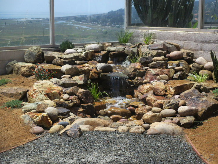 WATER FEATURES WATERFALL DESIGNS SOHN 2