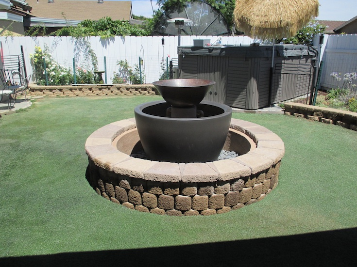 WATER FEATURES WATER FOUNTAIN DESIGNS RICCII 0
