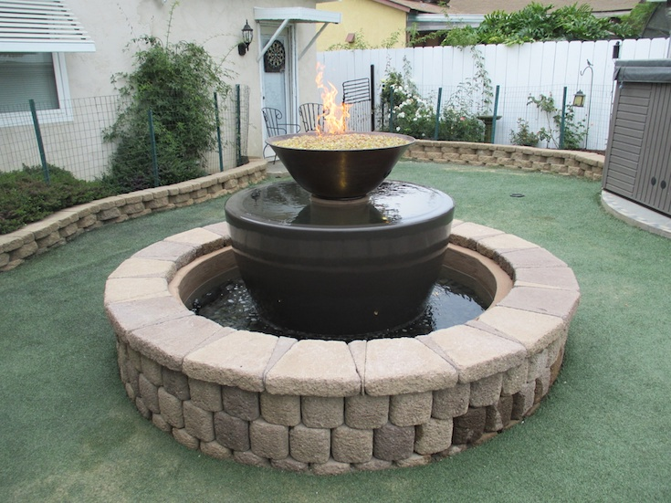 WATER FEATURES WATER FOUNTAIN DESIGNS RICCII 3