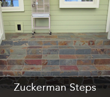 San Diego Steps - Zuckerman Steps Project