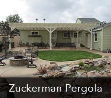 Zuckerman Pergola Project